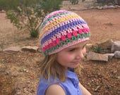 Beanie Crochet PATTERN - ...