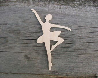 5pcs Ballerina Dancer