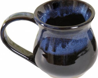 10 Oz. Mug in Garcia Blue Glaze