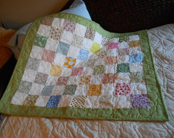 Baby's Quilt - Clouds & Stars for that special baby - just Heavenly!