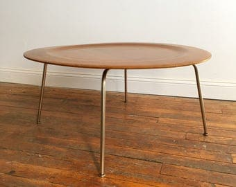 Vintage Herman Miller Eames CTM (Coffee Table Metal)