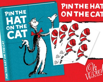 Pin the Hat on the Cat: Digital File