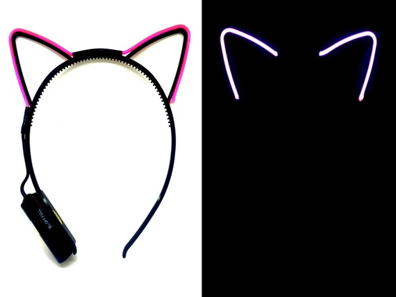 El Wire Cat Ears