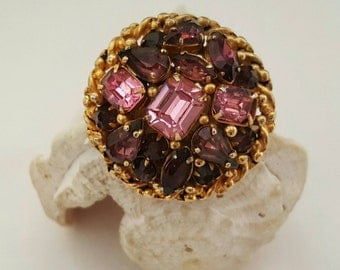 Purple And Pink Pin