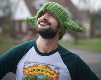 Yoda Hat Adult Size