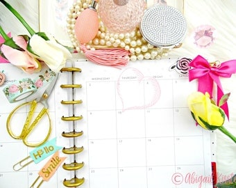 Styled Stock Planner Image, Product Image, Styled Desktop