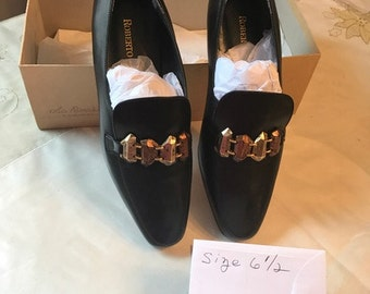 Reduced price - Italian Leather Shoes New in Box