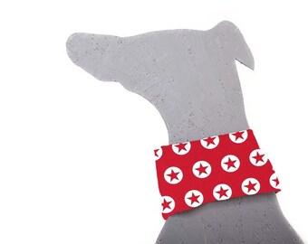 Doggyloop STARS 'N' CIRCLES Red
