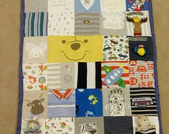 Memory Blankets ***Name and d.o.b included in the price***