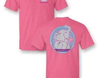 """Sassy Frass """"Elle Belle"""" T-shirt"""