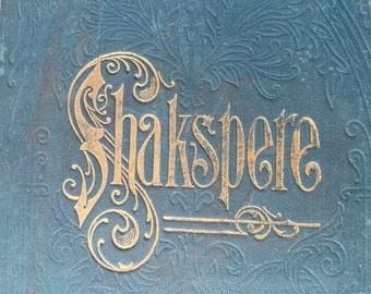 Antique Shakspere Books
