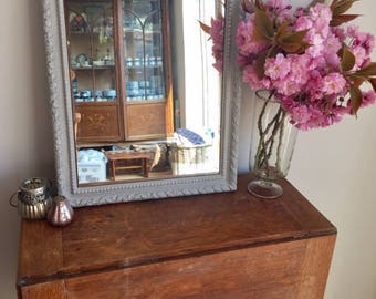 Vintage Ornate Mirror with decorative frame