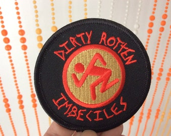 Classic Dirty Rotten Imbeciles Patch