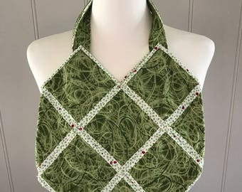 Beautiful handmade patchwork tote bag
