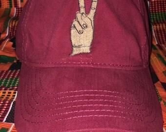DEUCES dad hat