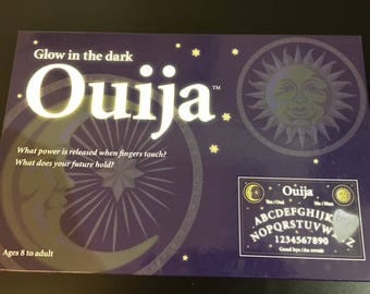 Ouija Glow In The Dark With Instructions