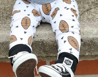 Football - Baby Leggings, Toddler Leggings