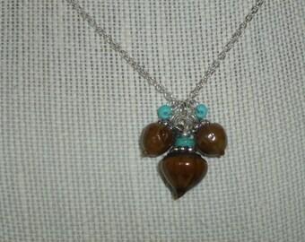 Acorn Necklace #76