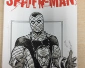 Shocker and Silvermane sketch-cover Superior Foes