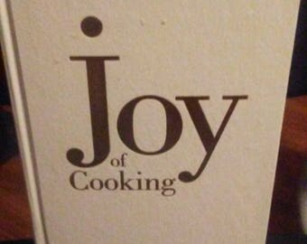 The Joy Of Cooking Hard Cover cook book 1997