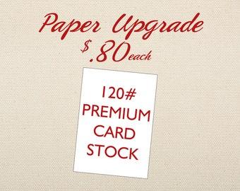 Paper Upgrade Add-on