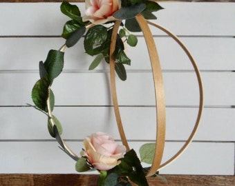 Bentwood Sphere Wreath