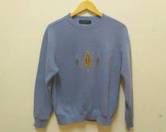 Rudolph Valentino sweatshirt jumper Embroidery vintage italia