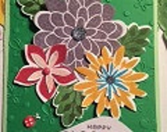 Happy Bloomin Birthday Greeting Card