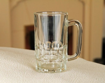 Half Pint Glass Tankard from Italy