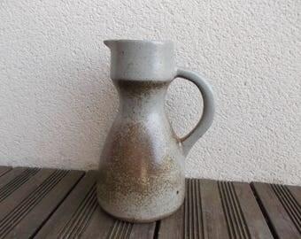 Grand old sandstone - sandstone vintage french pitcher pitcher rustic