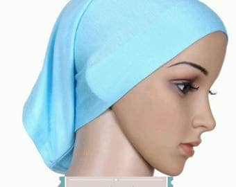 NEW  COLORS ADDED 2 for 6 Under Scarf Hijab Tube Mix & Match Colors