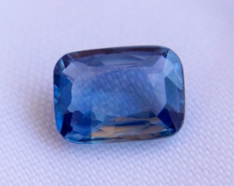 Natural Blue Sapphire Cushion Cut 7 mm - Loose Unset Sapphire