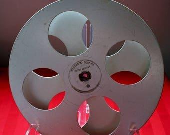 Hollywood Co.16mm Split Reel Movie Film Reel 1960s