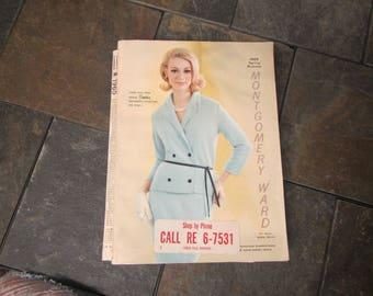 1974  ** Montgomery Ward Spring an Summer Catalog ** sj