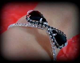 Retro bracelet-black