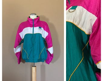 90s Windbreaker / 90s Hip Hop Clothing / Windbreaker Jacket / 80s Windbreaker / 80s Clothing / 90s jacket / 80s Jacket / 90s Clothing