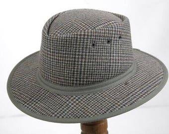 Handmade Scottish Thornproof Widebrim Hat