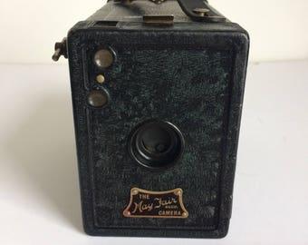 Vintage box camera,Mayfair(Houghton,Butcher)