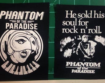 PATCH Phantom Of The Paradise SET