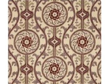 Tan brown circles