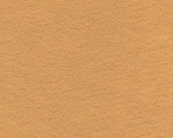 tan felt, Eco-fi classic felt, costume fabric, craft felt, Kunin eco-fi felt fabric