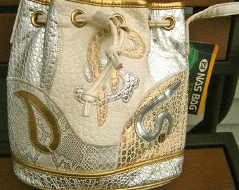 80's Nas Crossbody Bag