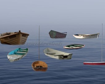 overlay boat pack 8 rustic photoshop overlays