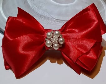 "5"" Unique Beautiful Hair Bow"