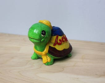 "Vintage Turtle ""Love"" Bank"