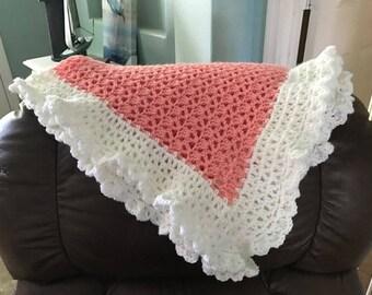 Lacy Heirloom Blanket