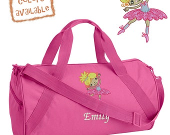 Ballet-ballet slippers- school bag- skirt - ballet flats- personalized ballet bag–Dance Duffle-ballet flats-skirt-personalized ballet-shoes
