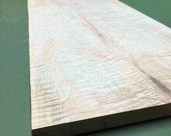 Tiger Maple Plank