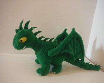 Dragon Plushie, Soft Toy