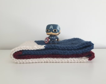 "Captain America ""Triple Luxe Cowl"""